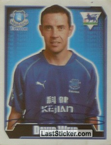 David Weir (Everton)