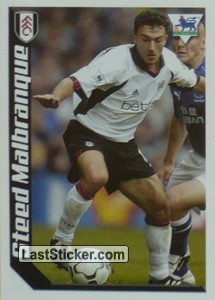 Steed Malbranque (Star Player) (Fulham)