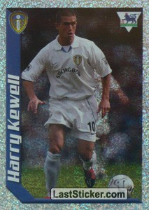 Harry Kewell (Star Player) (Leeds United)