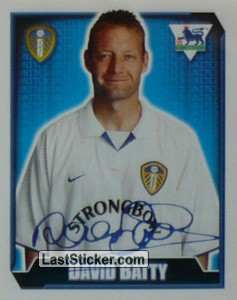 David Batty (Leeds United)