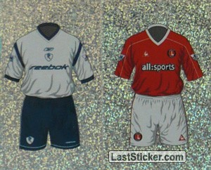 Home Kit Bolton Wanderers/Charlton Athletic (a/b) (The Kits)