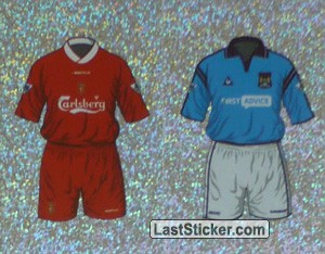 Home Kit Liverpool/Manchester City (a/b) (The Kits)