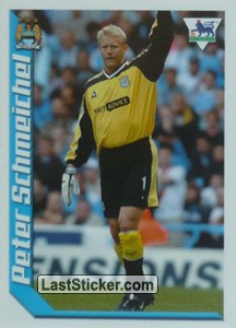 Peter Schmeichel (Star Player) (Manchester City)