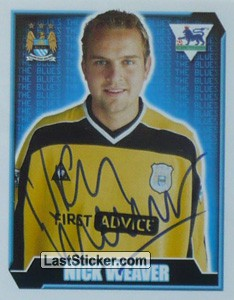 Nick Weaver (Manchester City)