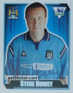 Steve Howey (Manchester City)