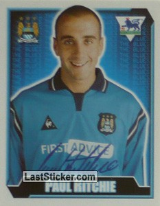 Paul Ritchie (Manchester City)