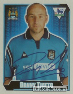 Danny Tiatto (Manchester City)