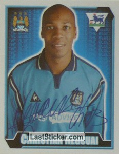 Christian Negouai (Manchester City)