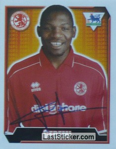 Geremi (Middlesbrough)