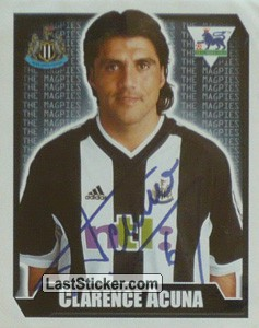 Clarence Acuna (Newcastle United)