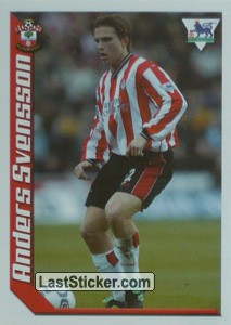Anders Svensson (Star Player) (Southampton)