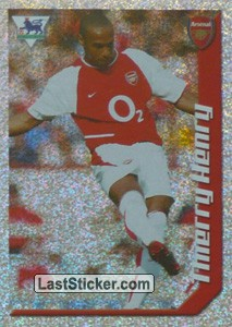 Thierry Henry (Star Playerl) (Arsenal)