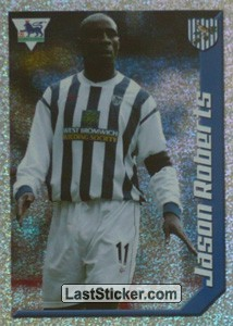 Jason Roberts (Star Player) (West Bromwich Albion)