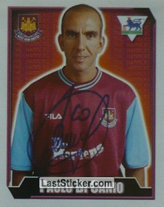 Paolo Di Canio (West Ham United)