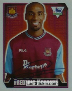 Frederic Kanoute (West Ham United)