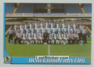 Team Photo (Blackburn Rovers)