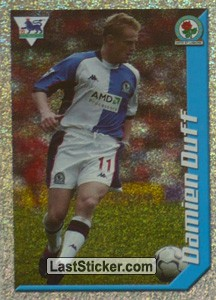 Damien Duff (Star Player) (Blackburn Rovers)