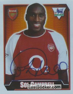 Sol Campbell (Arsenal)