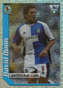 David Dunn (Star Player) (Blackburn Rovers)