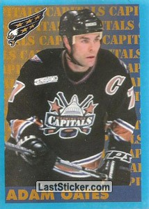 Adam Oates (Washington Capitals)