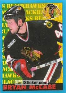 Bryan McCabe (Chicago Blackhawks)