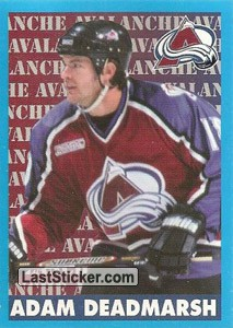 Adam Deadmarsh (Colorado Avalanche)