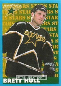 Brett Hall (Dallas Stars)