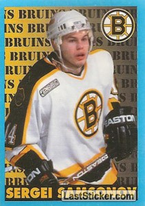 Sergei Samsonov (Boston Bruins)