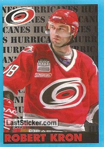 Robert Kron (Carolina Hurricanes)