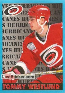 Tommy Westlund (Carolina Hurricanes)
