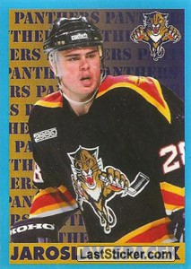 Jaroslav Spacek (Florida Panthers)