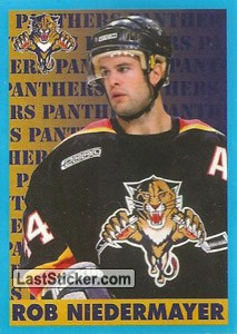 Rob Niedermayer (Florida Panthers)
