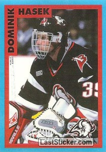 Dominik Hasek (Awards `98-`99)