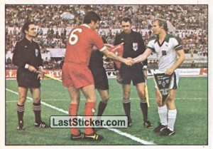 Liverpool-Borussia Mönchengladbach(moments of game) (European Cup final)