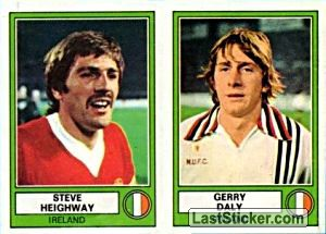 Heighway(A)/Daly(B) (Ireland)