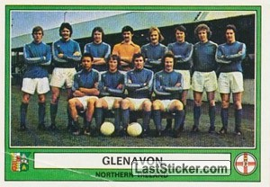 Glenavon(Team) (Northern Ireland)