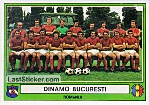 Dinamo Bucuresti(Team) (Romania)