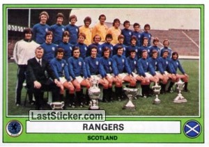 Rangers(Team) (Scotland)