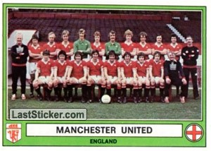 Manchester United(Team) (England)