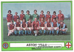 Aston Villa(Team) (England)