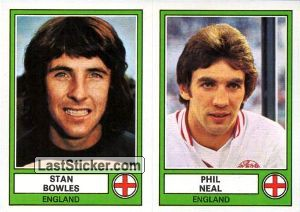 Bowles(A)/Neal(B) (England)