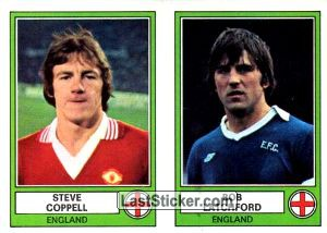 Coppell(A)/Latchford(B) (England)