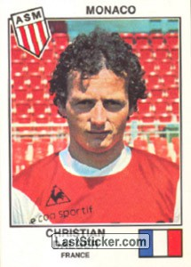 Dalger(Monako) (The Stars of the European Cup 1978-79)