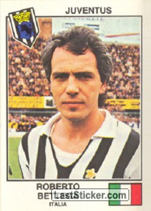 Bettega(Juventus) (The Stars of the European Cup 1978-79)