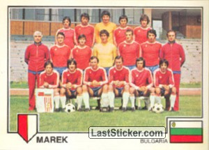 Marek(Team) (European Cup-Winners Cup)