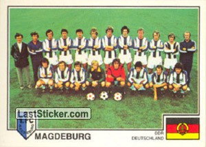Magdeburg(Team) (European Cup-Winners Cup)