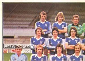 Ipswich Town(Team), puzzle 1 (European Cup-Winners Cup)