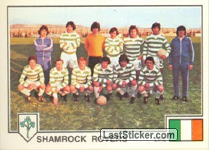 Shamrock Rovers(Team) (European Cup-Winners Cup)