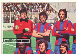 Barcelona(Team), puzzle 1 (European Cup-Winners Cup)