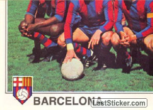 Barcelona(Team), puzzle 3 (European Cup-Winners Cup)